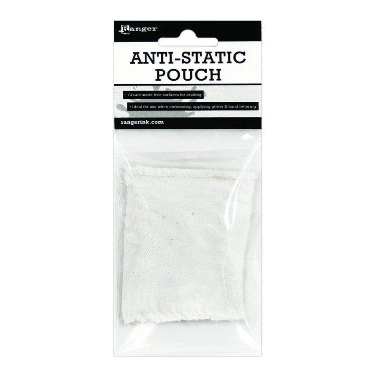Anti-static pouch