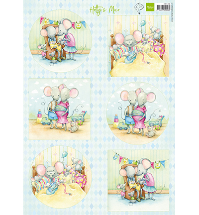 Hetty's mice new born