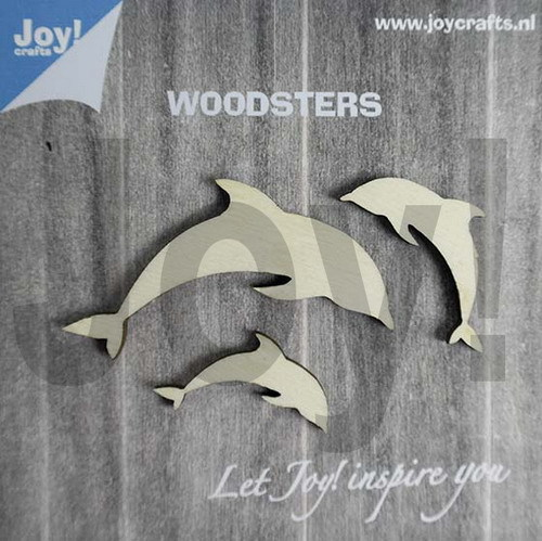 Woodsters, houten figuren